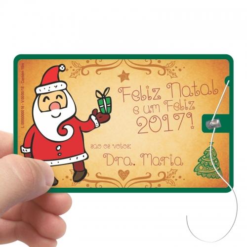 Fiocard - cartão com fio dental - Datas comemorativas