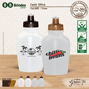 Cantil Green 500mL