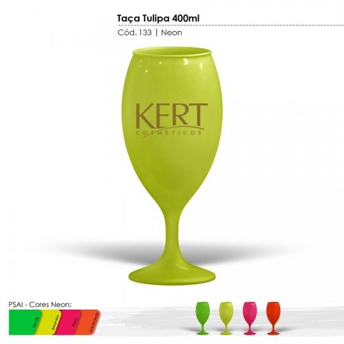 Taça Cores Neons