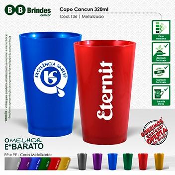 Copo Cancun 320mL