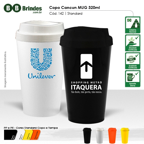 Copo Cancun MUG 320ml
