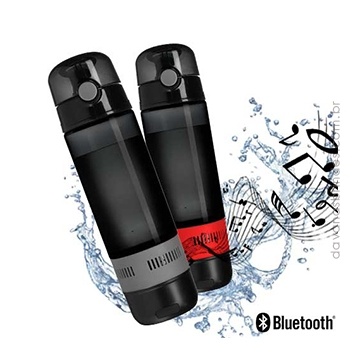 Acquasound Garrafa Speaker - Bluetooth