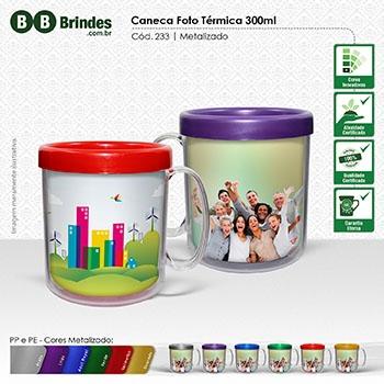 Foto Caneca TÉRMICA 300mL