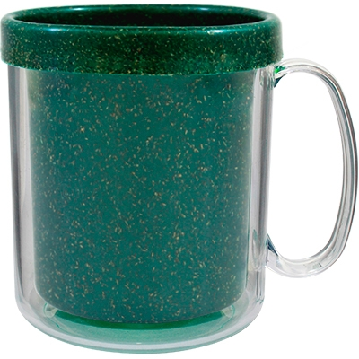 Caneca Térmica Cristal 300ml Green Colors