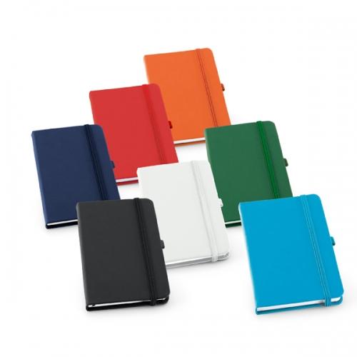 Caderno capa dura 90X140mm