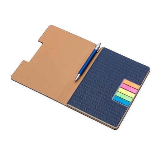 Caderno com Autoadesivos 20,8 x 12,7 cm - 14165