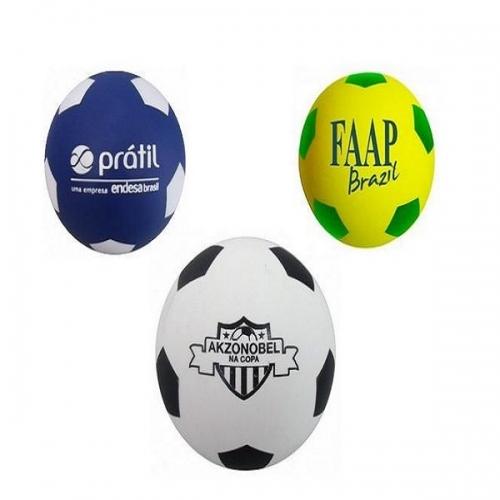 Bolinha de futebol anti stress