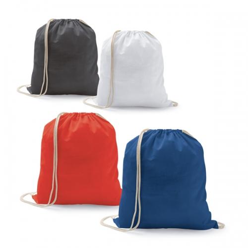 mochila Saco. 100% algodão