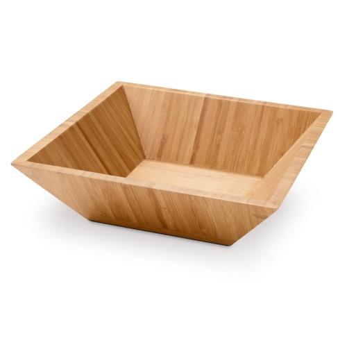 Saladeira em bambu