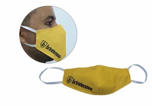 Máscara reutilizável personalizada