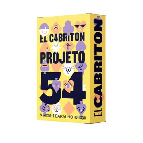 Baralho Personalizado El Cabriton 10ª edição