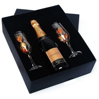 Caixa Kit Chandon 750 / 02 Taças