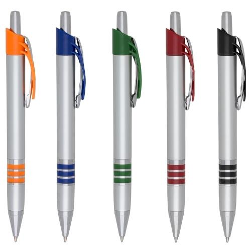 caneta plástica personalizado