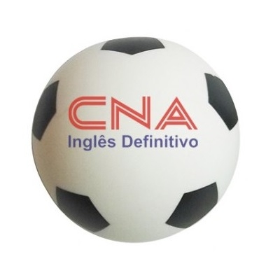 Bolinha de Futebol Anti-stress