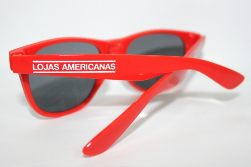 Óculos  de sol Personalizado nas Hastes