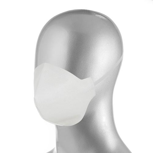 Máscara Descartável TNT com Clipe Nasal
