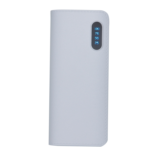 Power Bank Plástico com Níveis 5.600 mAH - 2041