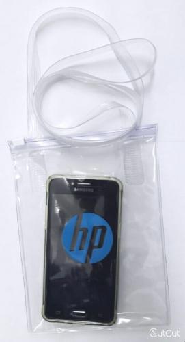 Bolsa com alça/Porta celular