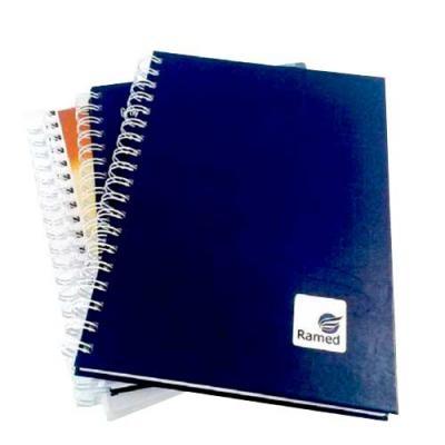 Caderno de Reunião Personalizado - 25 x 18cm