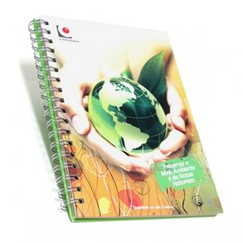 caderno em offset 17×24 cm