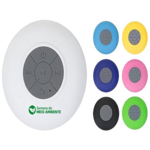 Caixa de Som Bluetooth Resistente a Àgua 12926 Personalizável