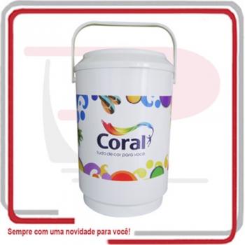 Cooler Isotérmico Mini p/ 6 Latas