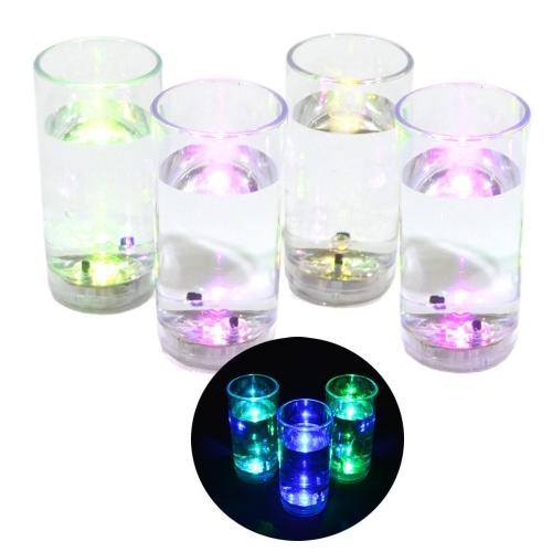 Copo Shot 60ml com luz LED Ativada por líquido - Hutz