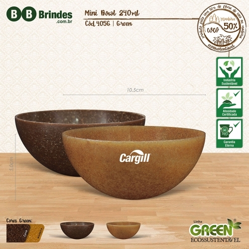 Mini BOWL 240mL GREEN