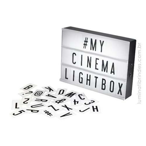 Cinema Mini Light Box