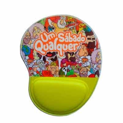 Mouse Pad Ergonômico Gota Personalizado