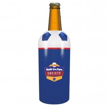 Porta garrafa 600ml azul