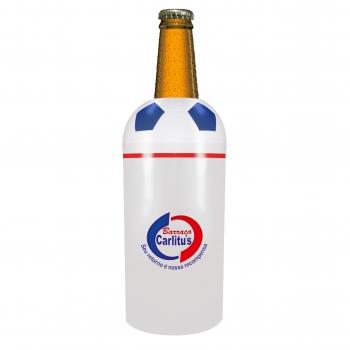 Porta garrafa 600ml branco