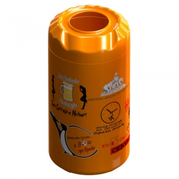 Porta garrafa de cerveja Personalizado