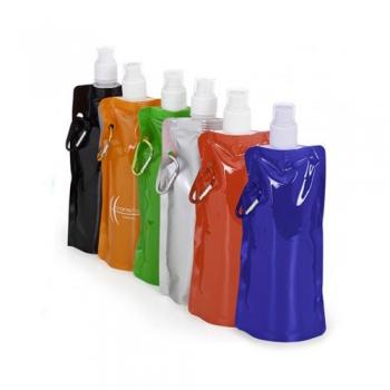 Squeeze Plástico Dobrável