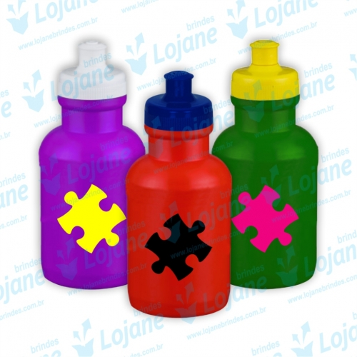Squeeze 300ml Plástico