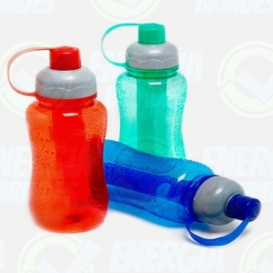 Squeeze de Plástico 600 ml Ice Bar