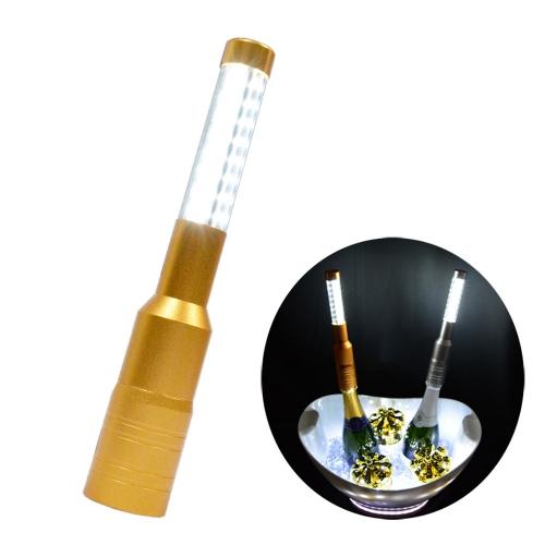 Strobo LED para garrafas - Hutz