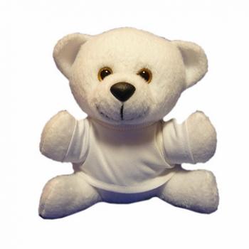 Urso Branco Personalizado