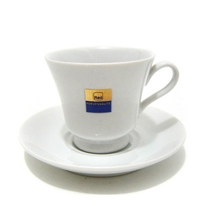 Xícara Café Capri Branca 75ml