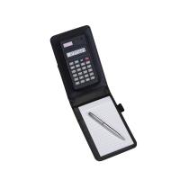 Bloco de anotações com calculadora 12147