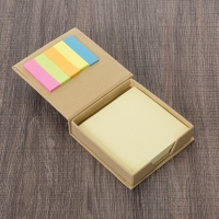 Bloco de Anotações com Post-it 12918