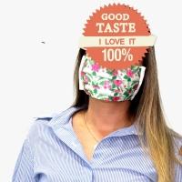 mascara de tecido lavael