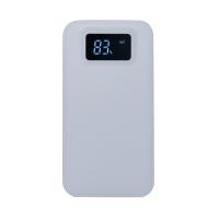 Power Bank Plástico com Visor Digital 3.200 mAH - 2032